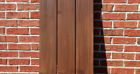 Craftsman Style Shutters Exterior Craftsman With Board And Batten Shutters2 House Pinterest