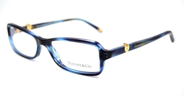 Tiffany Glasses Frames New York : TIFFANY Eyeglasses TF 2061 8113 Ocean Blue 54MM ...