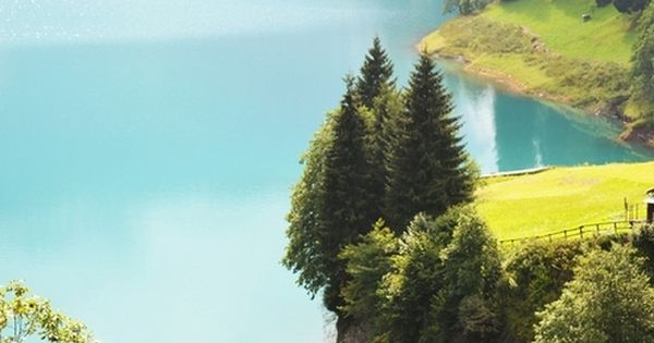 Turquoise, Lake Sauris, Friuli – Italy Landscape - Nature - Travel -