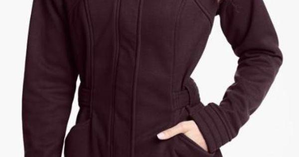 The North Face Avery Fleece Jacket Winter Fashion