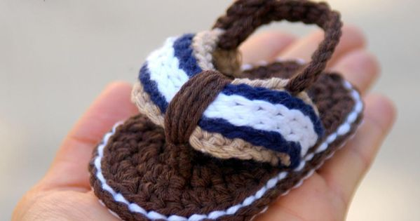 Baby BOY Crochet Pattern for Sporty Baby Flip