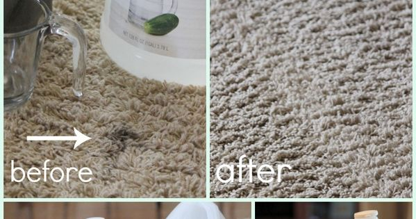 Homemade Carpet Cleaner Hydrogen Peroxide Carpet