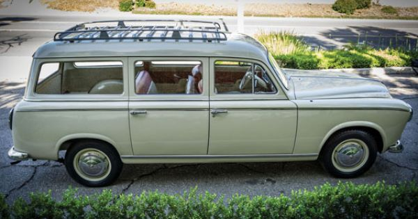 1960 Peugeot 403 Station Wagon California Peugeot Station Wagon Wagon