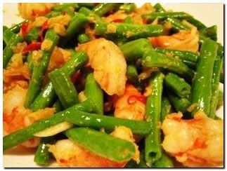 Resep Tumis Kacang Panjang Dengan Udang Resep Masakan Nusantara Resep Masakan Resep Makanan Memasak