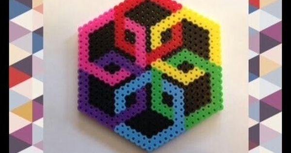 Pin Von Kimberly Gilstad Auf Diverse Perler Bead Designs Hama Perlen Muster Bugelperlen