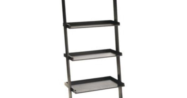 Decorative Boxes For Bookshelf : Bookshelf ladder decorate with books white glass