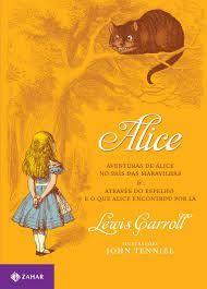 Alice Atraves Do Espelho Pdf Livro Alice No Pais Das