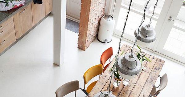 7 tips voor het decoreren van een interieur met hoge plafonds ga voor grootse verlichting - Decoreren van een professioneel kantoor ...