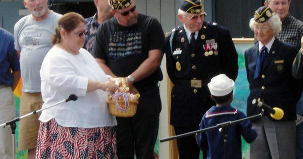 memorial day ceremony ideas