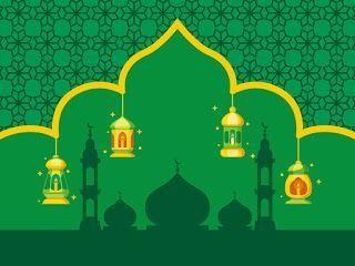 Paling Populer 30 Background Banner Warna Hijau Islami Hd- Download  Background Hijau Nuansa Islami Format Cdr…   Desain Banner, Poster Musim,  Desain Latar Belakang