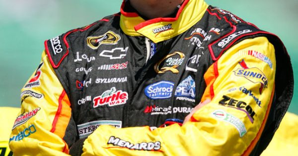 nascar driver standings 2011