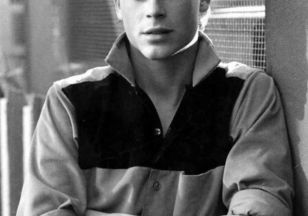 The Outsiders Rob Lowe Shower Rob Lowe   man oh man!...