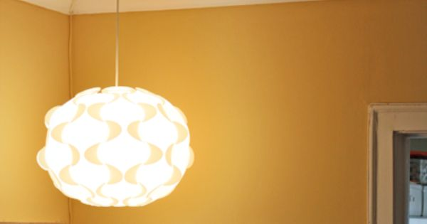 Using An Ikea Pendant Lamp With A Plug In Socket Cord Thingie You