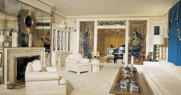 Elvis Sighting At Graceland Pool House Celebrity Homes