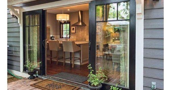 Puertas de vidrio porch pinterest puertas de vidrio - Puertas para porches ...