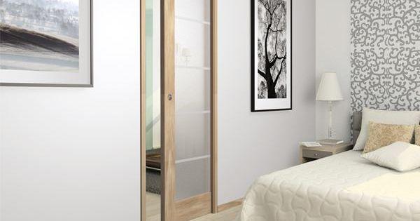 Porte coulissante interieur home pinterest interieur - Ruimtebesparende mezzanine ...