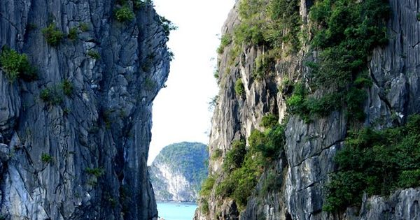 Halong Bay, Vietnam - I've been there and it's magical :)