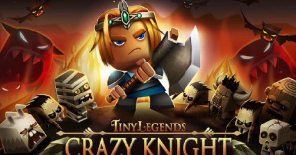 Tinylegends Crazy Knight Apk Game Obb Knight New Zombie