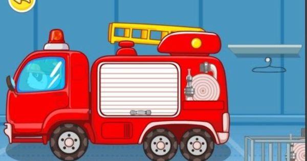 En Iyi Cocuk Oyunlari Top Best Kids Game Itfaiye Arabasi Oyun Cizgi Film