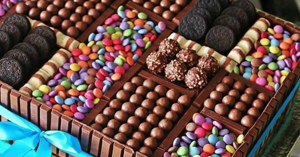 kit kat chocolate box I want one of these! Hint, hint! My