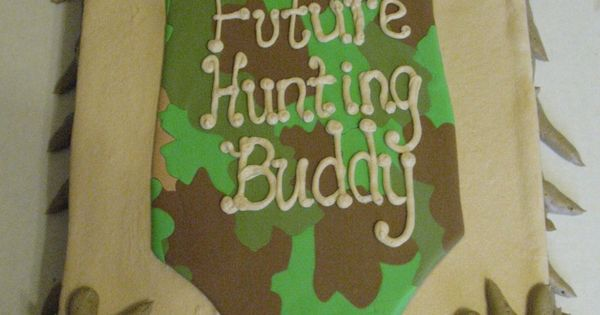 baby boy camo cake shower | baby shower cakes for boys and