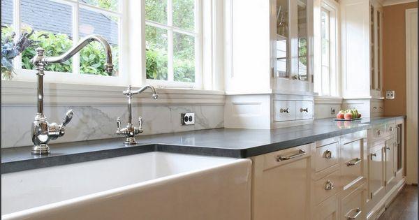 Cape Cod Style Wood Kitchen Backsplash Ideas