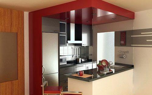 Cocinas empotradas para apartamentos buscar con google for Cocinas modernas apartamentos
