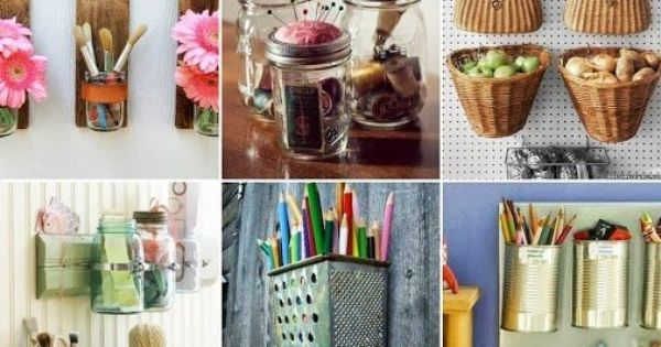 Bricolaje casero material reciclado buscar con google for Bricolaje casero