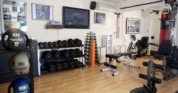 Personal training studio gym hire