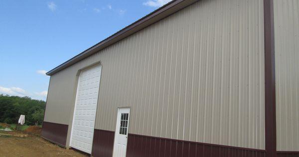 40 w x 60 l x 16 4 h id 447 openings 1 12 x 14 for 12 x 14 garage door