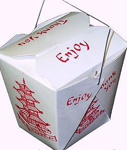 Make A Homemade Chinese Dinner And Put It In Take Out Boxes Then Have A Picnic On A Blanket In Your Hou Chinese Food Chinese Takeout Box Chinese Food Take Out