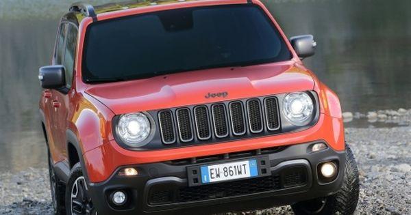 Jeep Renegade A La Venta En Uruguay Jeep Renegade Jeep