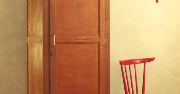 L 39 ancienne armoire d 39 cole meubles vintage pinterest for Bureau meuble en vrac