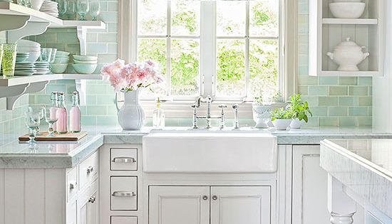 Soapstone Country Charm And Roman Shades On Pinterest