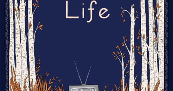 This American Life poster by Lilli Carré. Love this show :)