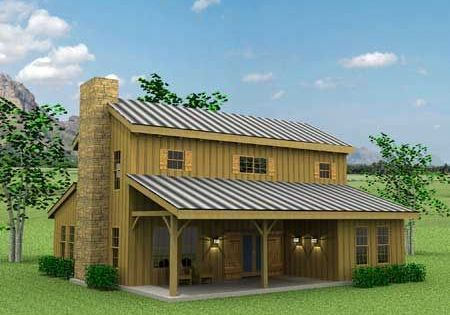 Building plans for 30x40 pole barnhouse joy studio for Barnhouse builders