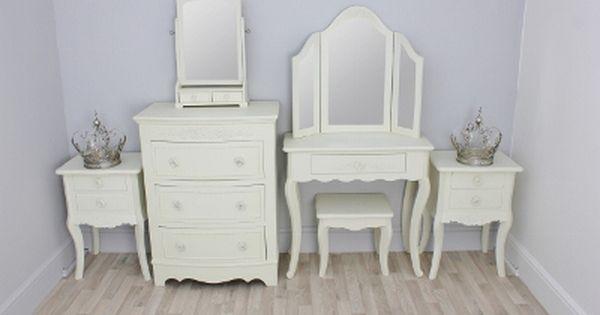 Cute Little Girl Bedroom Furniture, Little Girl Furniture