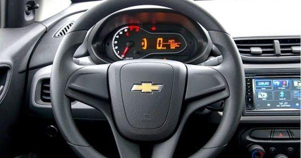 Novo Chevrolet Onix E Prisma Joy 2017 Canalautomotivos