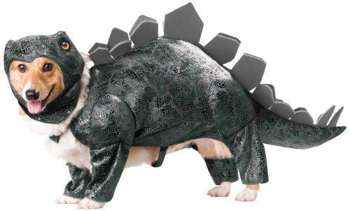 Animal Planet Pet20105 Stegosaurus Dog Costume Medium Pet