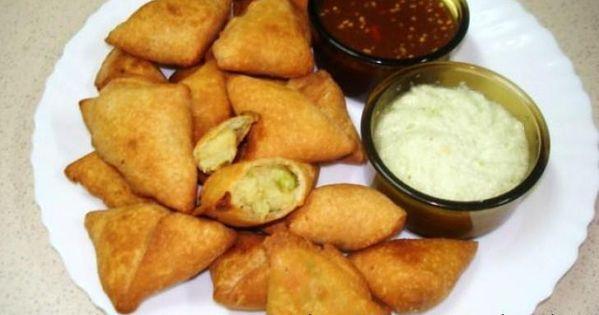 how to make aloo samosa step by step