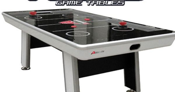 Atomic Avenger Air Hockey Table Sweepstakes With Images Air Hockey Table Air Hockey Air Hockey Tables