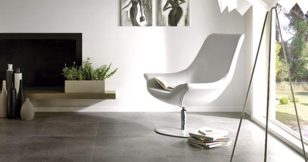 Carrelage en grès cérame moderne- 46 idées pour l\'intérieur ...