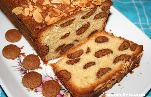 Pepernotencake, eens een keer wat anders dan pepernoten bakken. Sinterklaas, feestdagen voor