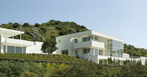 Gallery Of Bodrum Houses / Richard Meier   2 | Turkey, Bodrum And House