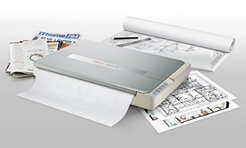 Plustek A3 Flatbed Scanner Os 1180 Large Format Scan Size For Graphics And Document Design For Library School And Soho A3 Scan For 9 Sec Support Mac And With Images Scanner Large Format