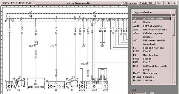 fuse box diagram mercedes benz e190 1988 honda accord fuse