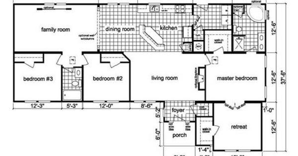 Modular Home With Foyer : The coleridge modular home floor plan with