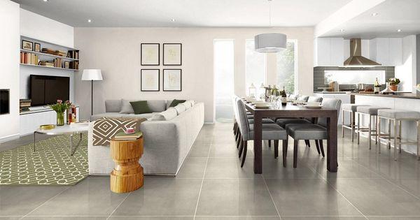 National Tiles Belgium Stone Cenere Lapparto Grey Glazed