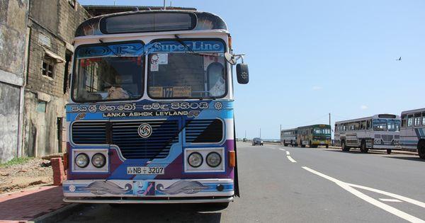 Pin On Sri Lanka Bus Cars Camions