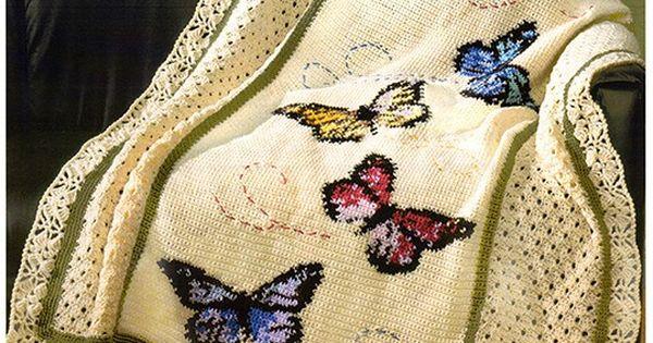 Crochet Afghan Yarn